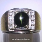 Batu Mata Kucing / Cat's Eye Diopside Natural